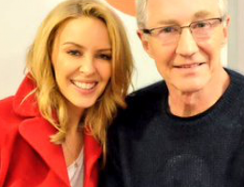 Kylie Minogue on BBC Radio 2