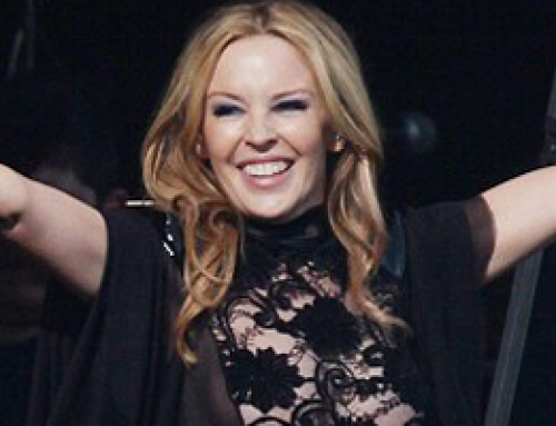 Kylie Minogue wants to headline Glastonbury