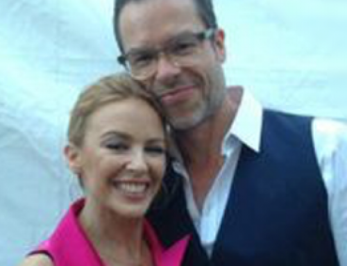 Kylie Minogue and Guy Pearce to reunite for Flammable Children