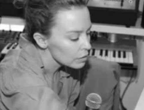 Kylie Minogue did an unheard Prince collaboration