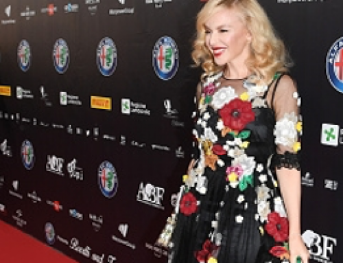 Kylie Minogue at Bocelli And Zanetti Night