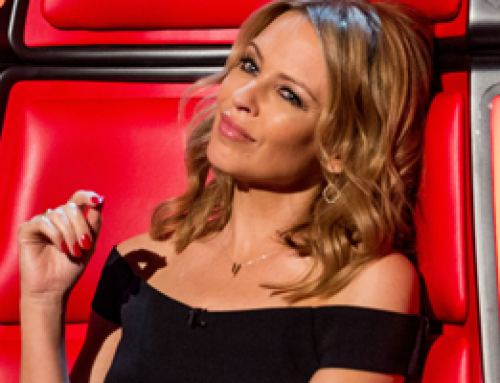 Kylie Minogue to return to The Voice UK ?