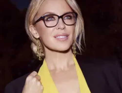 Kylie Minogue talks about her beauty and fashion tips on Express
