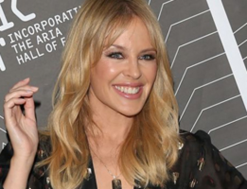 "Kylie Minogue's new album is called ""Golden"""